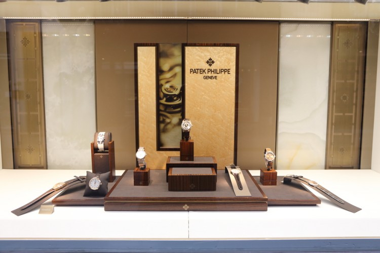 boutique, brand, business, clock, clocks, commercial, company, concept, design, designer, display, famous, fashion, geneva, inside, interior, lifestyle, luxury, 7 Most Expensive Patek Philippe Watches