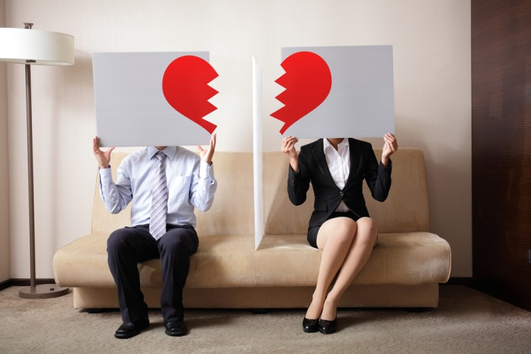 11 Professions with the Highest Divorce Rates