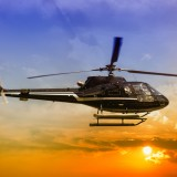 Air Methods, AIRM, Helicopter for sightseeing., flying, shutterstock_200924264