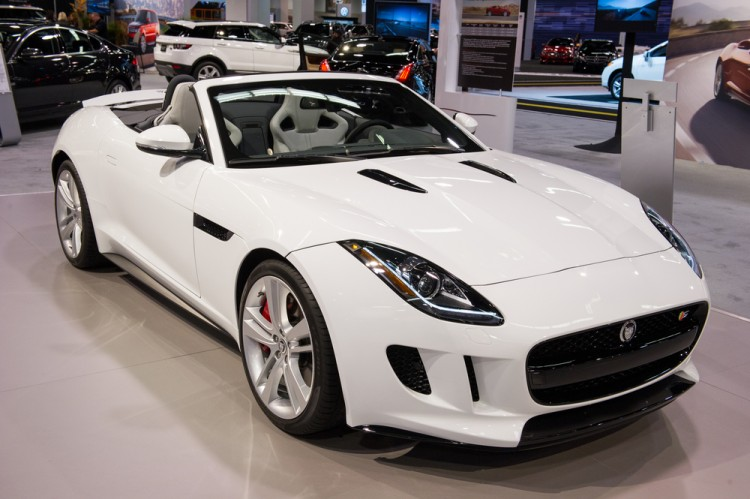 car, jaguar, auto, orange county international auto show, 2013, horizontal, anaheim, automobile, california, f-type, luxury, convertible