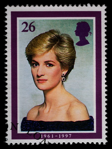 princess, diana, stamp, di, commemorative, shipping, letter, old, used, macro, historic, cancelled, collection, england, english, paper, british, canceled, hobby, vintage,6 Conspiracy Theories About Princess Diana's Death