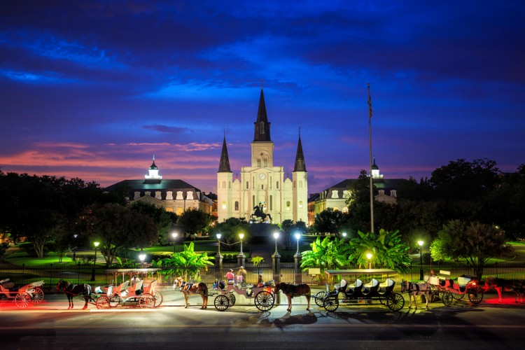 Best Places to Retire in Louisiana