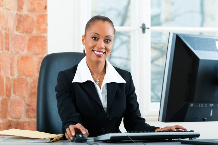 attorney, lawyer, black, legal, clerk, law, young, working, keyboard, file, secretary, profession, adult, statute, people, female, computer, careful, paralegal, pc, desk, woman,11 Cities With The Highest Demand for Paralegals