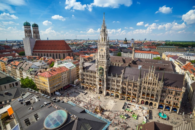 10 Most Expensive Cities To Live in Germany