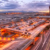 airport, phoenix, arizona, traffic, air, control, view, aerial, sky, dawn, harbor, tower, usa, travel, built, night, skyline, southwest, sonoran, runway, building, architecture, city,