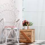 Pier 1, PIR, Interior design, decor, decoration, furniture, DIY, white old chair, shutterstock_328274846