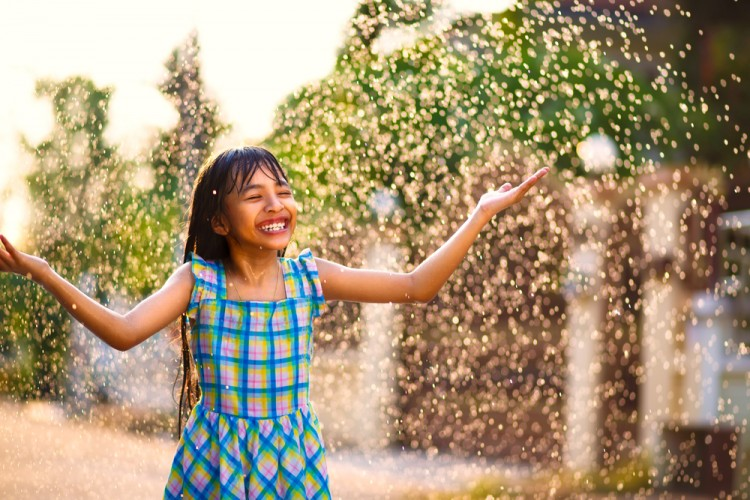 rain, kid, playing, child, asian, face, wet, water, outdoor, closeup, downpour, heavy, fun, day, people, funny, girl, weather, childhood, background, little, drops, splash, copy, 10 Countries with the Highest Rainfall