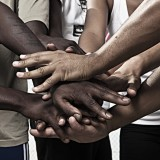 african, american, hands, friends, concepts, group, support, teamwork, joined, help, respect, male, team, partnership, human, cooperation, union, strength, success, power,