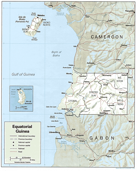 Equatorial_Guinea_Map 6 Easiest Countries to Draw