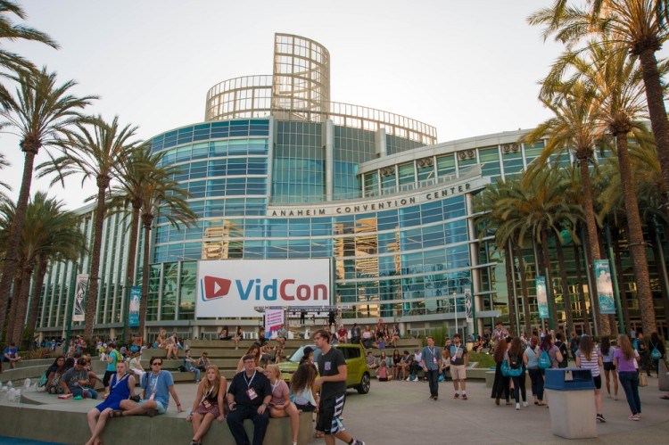 anaheim, vidcon, 2015, bloggers, community, media, facebook, snapchat, culture, video, social, fans, southern, creative, twitter, california, conference, online, youtube, videos, 10 Biggest Conference Centers in the US