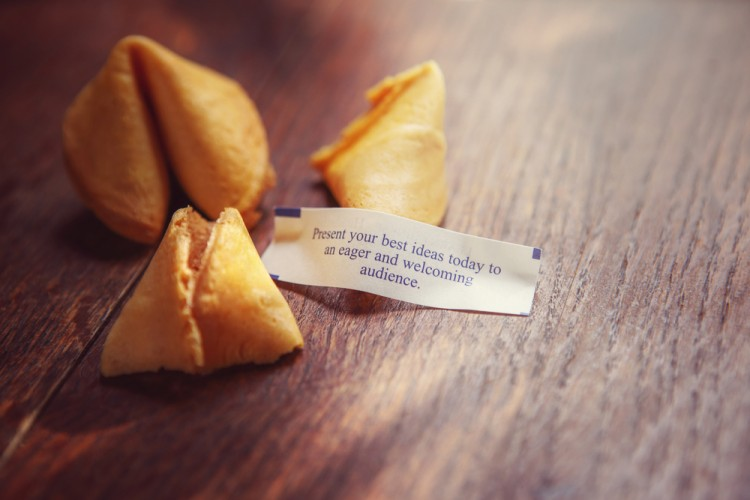 25 Most Common Fortune Cookie Sayings
