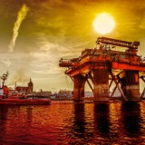 oil, rig, gas, drilling, drill, platform, petroleum, petrol, sea, spill, background, plant, fuel, coast, ocean, gulf, liquid, black, fossil, environmental, derrick, abstract, sky, water,