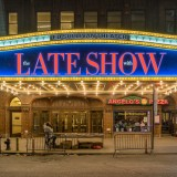 sullivan, ed, late, muisc, broadway, the, street, usa, new, cbs, show, york, manhattan