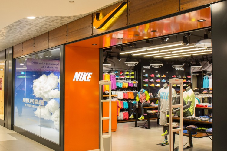 nike, retailers, front, retail, clothing, expensive, klcc, outlet, business, sign, buying, couture, wealth, accessories, designer, boutique, asia, tourist, kl, suria, design, tourism,