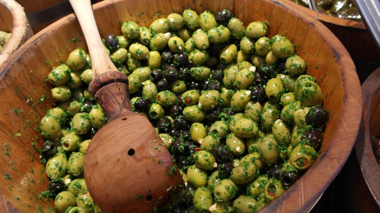 8 Countries That Produce The Most Olives In the World