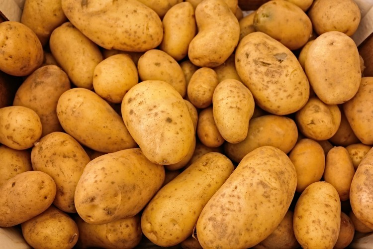 Countries that Produce the Most Potatoes in the World