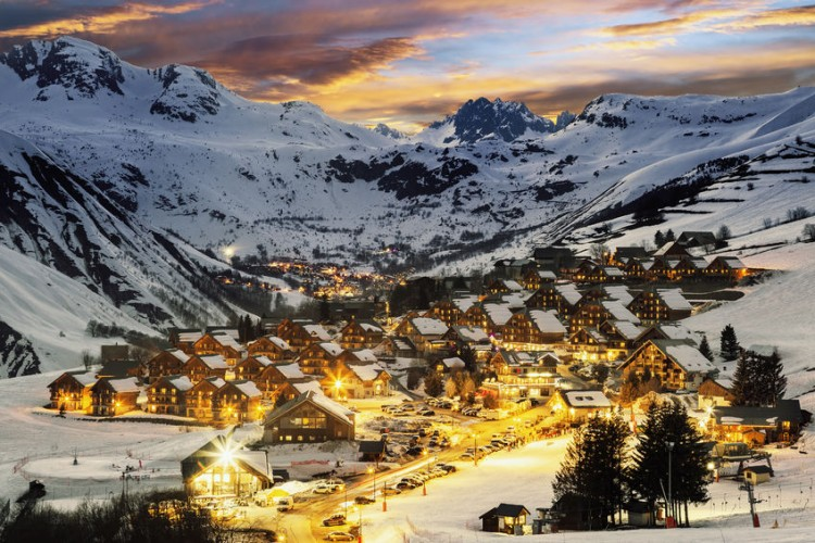 Ski Resorts, Resorts for Ski, Ski areas