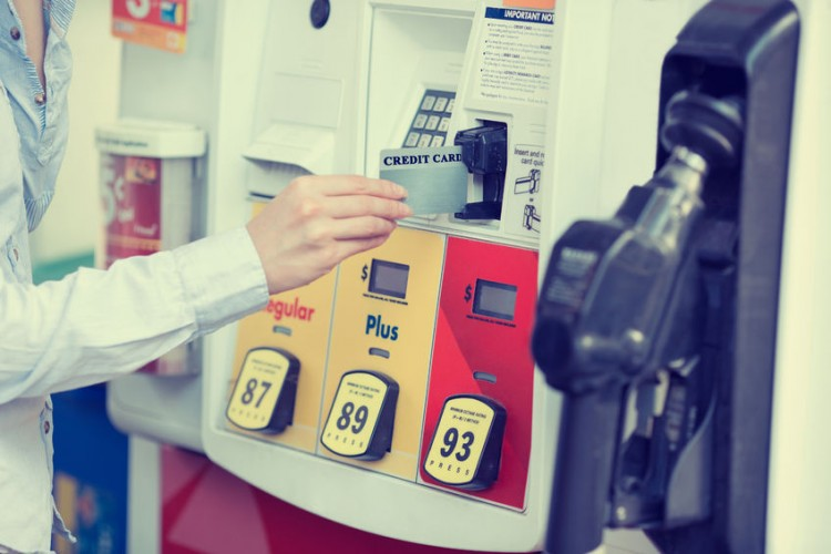Fuel Cards, Payment Via Credit Card