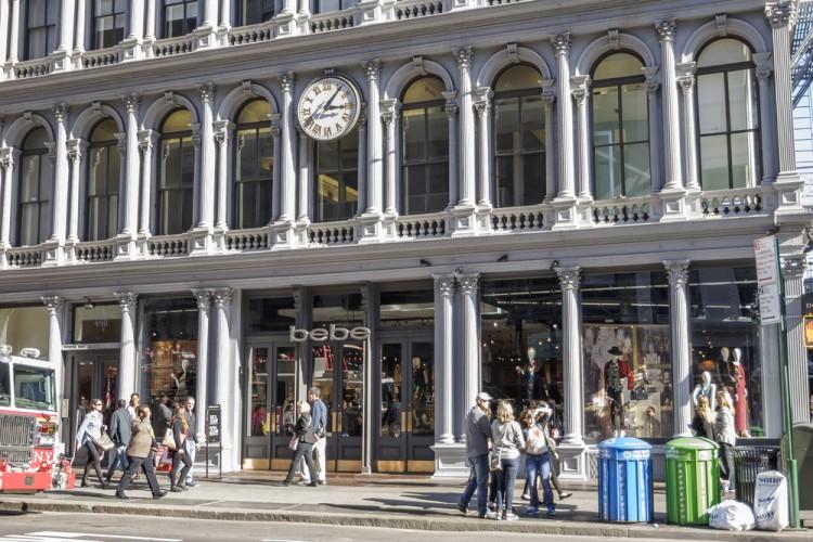 BEBE, New York City, Retail Stocks, Bebe Stores , Fashion