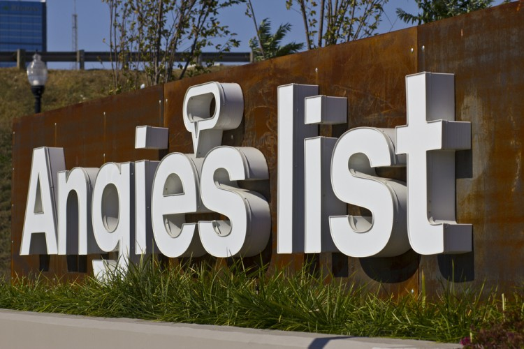 Angie's List, Angies List ANGI Headquarters shutterstock_329315441