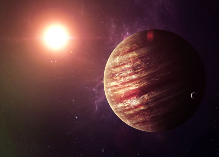 How Many Earths Can Fit In Jupiter and Jupiter's Red Spot?