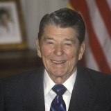 aging, elderly, government, government officials, head and shoulders, leaders, leadership, political leaders, politicians, portrait, pose, president ronald reagan, presidents, prominent persons, ronald reagan, smile, united states, united states of america, usa