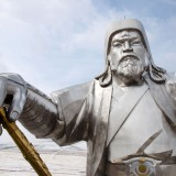 asia, brass, conqueror, copper, culture, empire, faith, genghis, genghis khan, gobi, holiday, hunter, khan, king, metal, metallic, mongolia, prayer, religion, royal, ruler, sculpture, site, spirituality, staff, stainless, statue, steel, steppe, tourism, tourist, tradition, travel, yurt