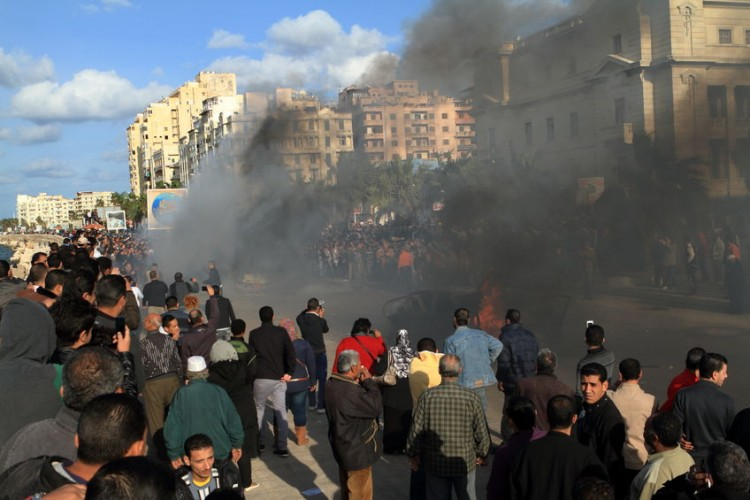 10 Countries with Political and Civil Unrest in 2017