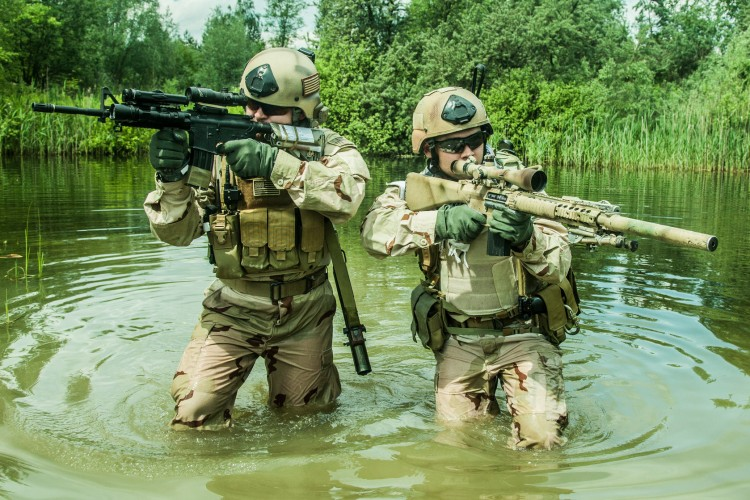 Hardest Special Forces Training In The World