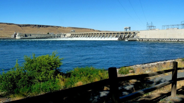 Top 15 Hydropower Producing States in America