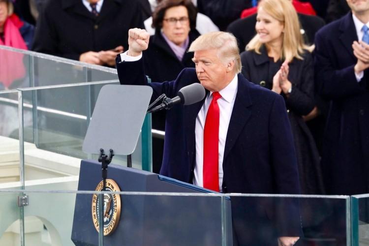 Donald Trump Inaguration Speech