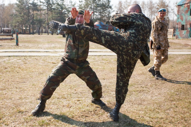 5 Hardest to Easiest Military Boot Camps - Insider Monkey