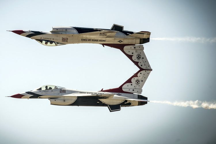 11 Fastest US Air Force Fighter Planes