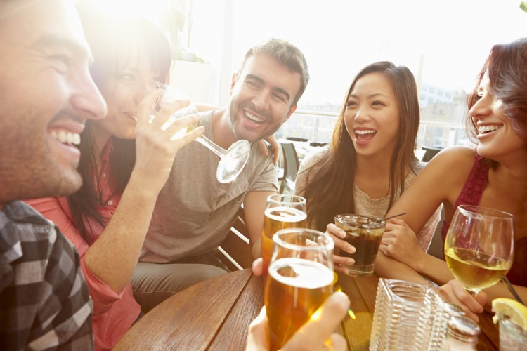10 Easy Drinking Games Without Anything But Alcohol