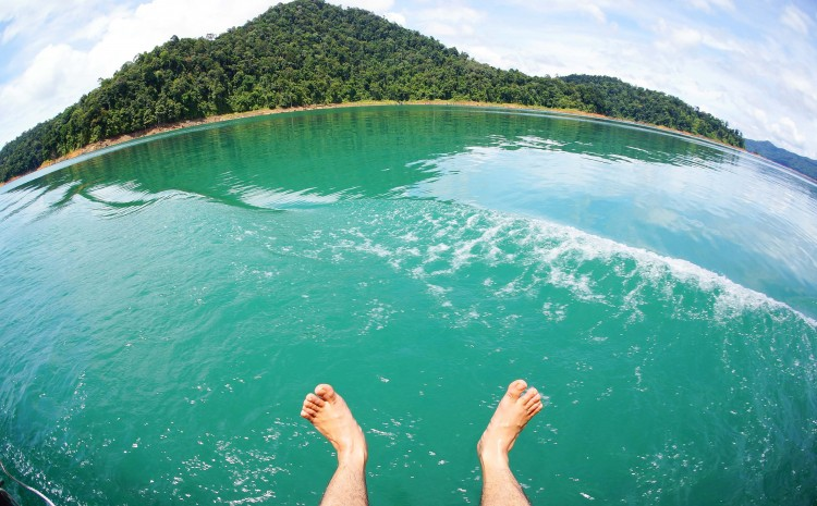 15 Largest Artificial Lakes in Asia