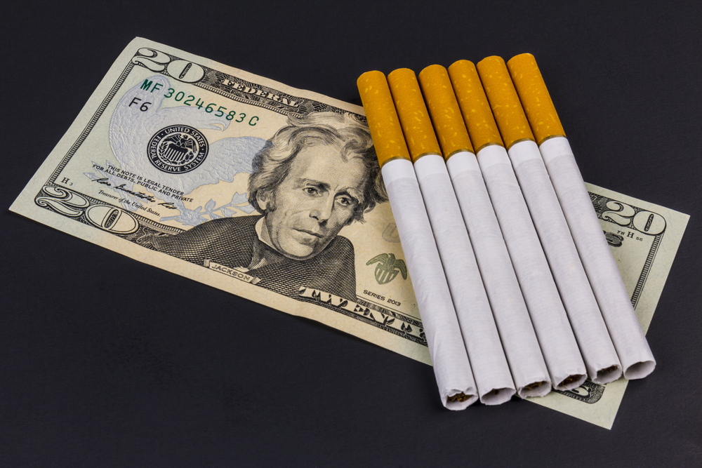 Cheapest cigarette prices in us buy iqos heets usa