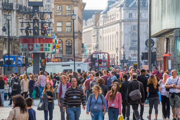 10 Most Densely Populated Cities in the UK