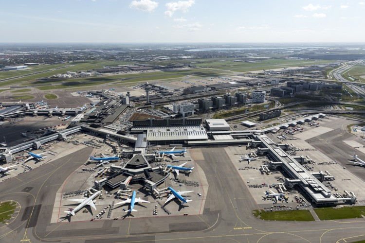 13 Largest Airports in Europe By Area