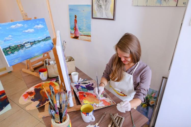 18 Beginner Painting Classes in NYC