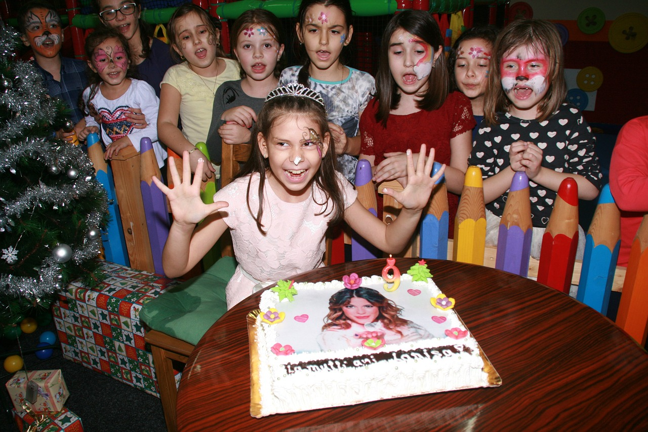 Brilliant 15 Best Places For Kids Birthday Parties In Nyc Insider Monkey Funny Birthday Cards Online Aboleapandamsfinfo