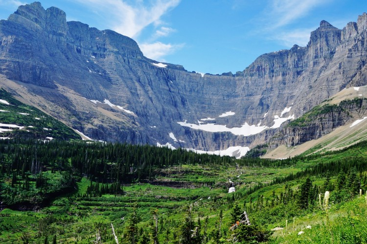 11 Easiest Hikes in Glacier National Park
