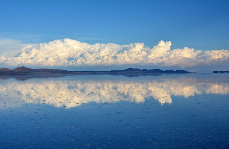12 Largest Saltwater Lakes In The World