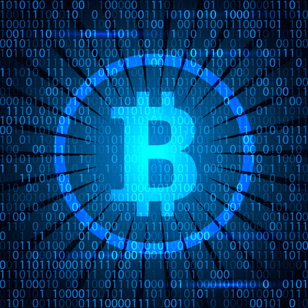 blockchain - cryptocurrency bitcoin