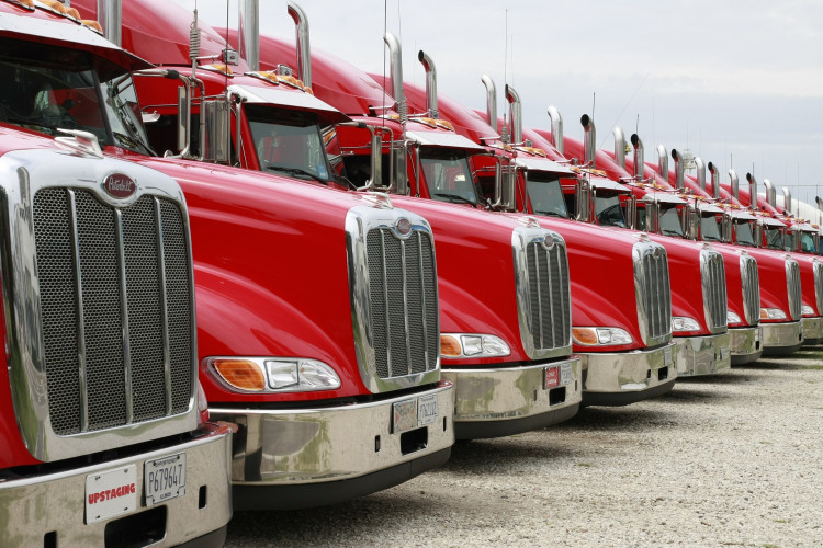 Largest Trucking Companies by Number of Trucks