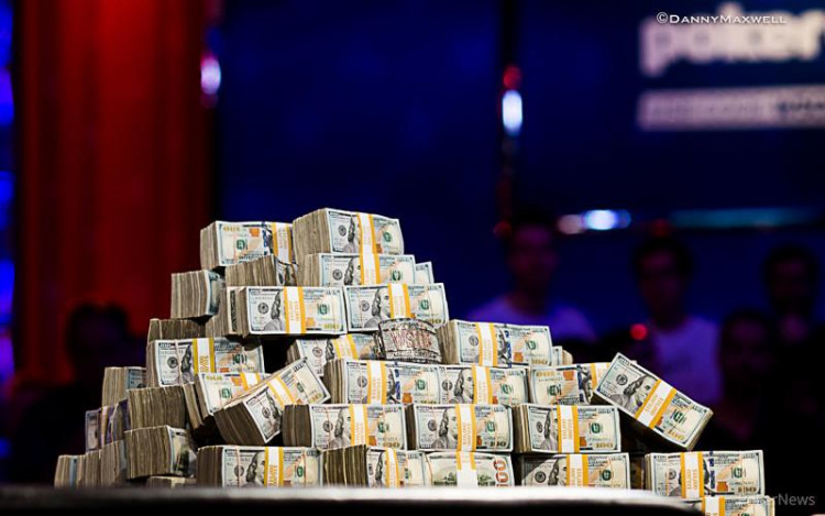 Image Credit: Pokernews.com American John Cynn claimed the victory at this year's WSOP Main Event.