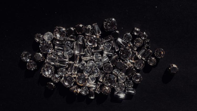 diamonds precious gems
