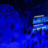 Login Password Cybersecurity
