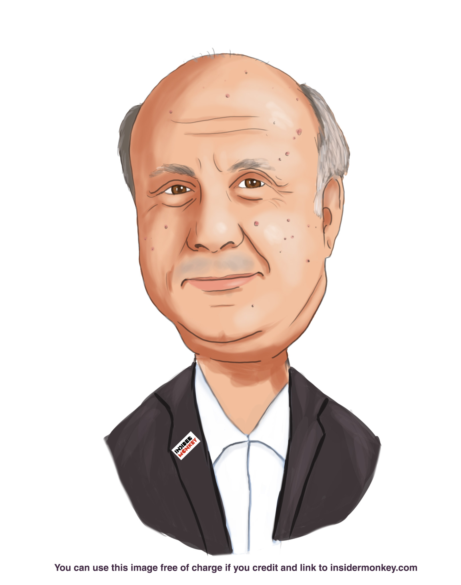 Billionaire David Siegel's Top 10 Stock Picks
