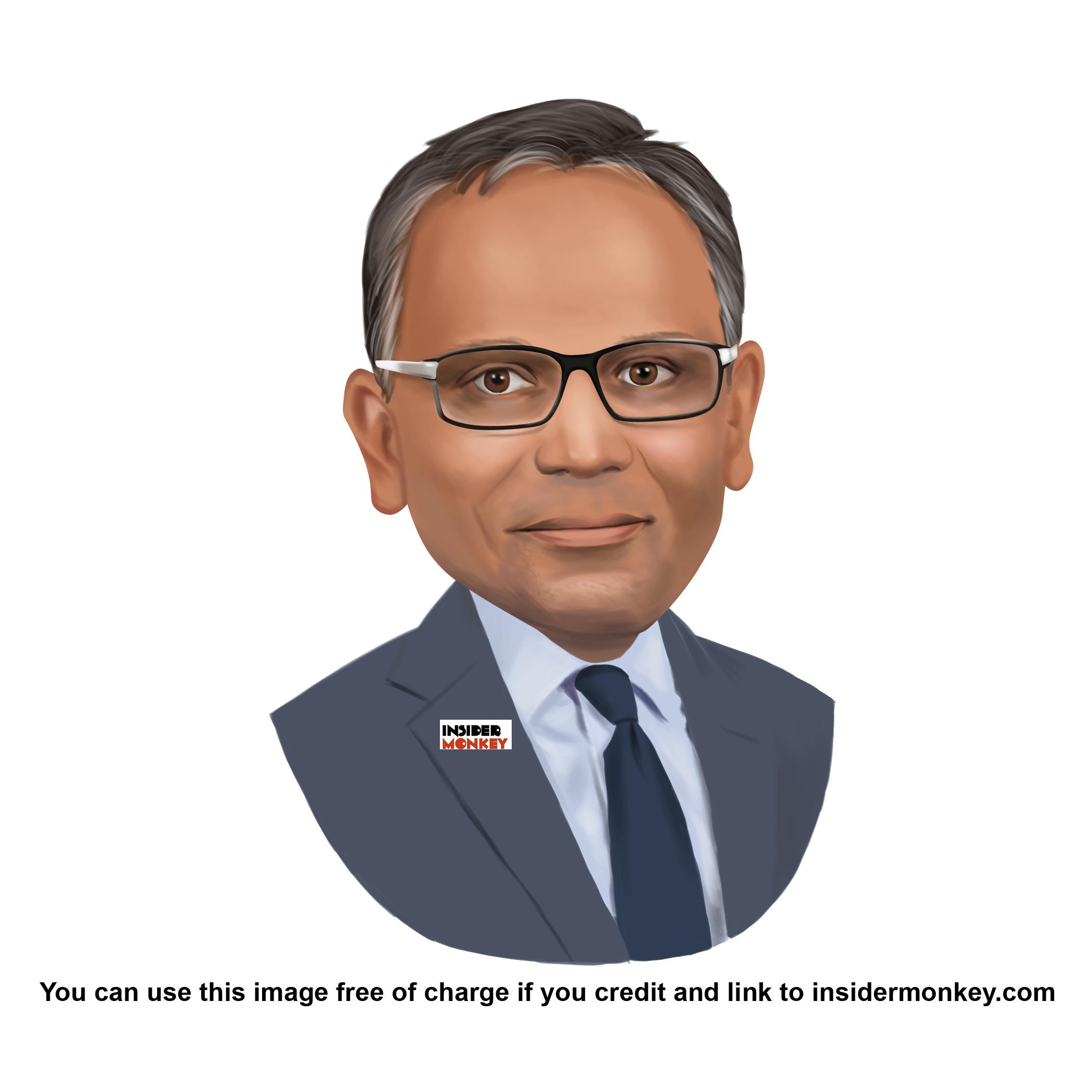 Rajiv Jain of GQG Partners